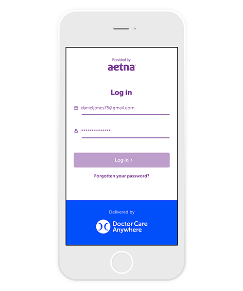 Aetna International | Doctor Care Anywhere